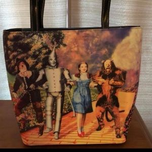 Handbags - The Wizard Of Oz Purse